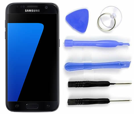 Tela TouchScreen Display LCD Samsung Galaxy S7 G930 Original