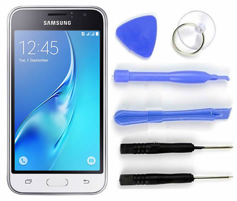 Tela Touch Display LCD Samsung Galaxy J1 2016 J120 Original