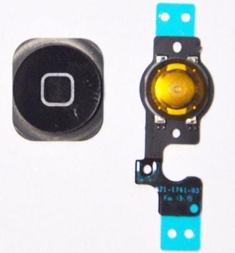 Botão Home Início Flex Completo Apple iPhone 5C Original