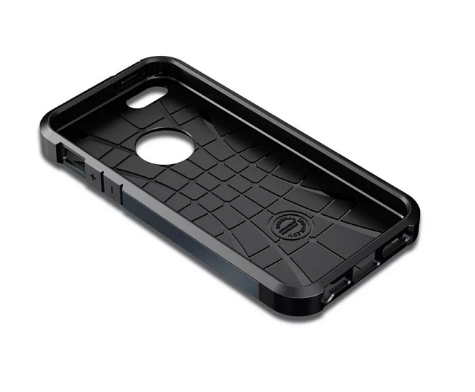 CASE CAPA IPHONE 5 / 5C / 5S SPIGEN ANTI-IMPACTO ORIGINAL