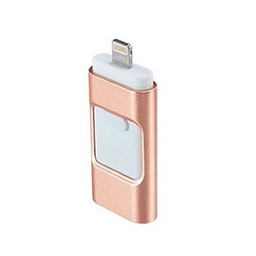 Pendrive iFlashdevice Lightning MicroUSB iPhone Android 16GB
