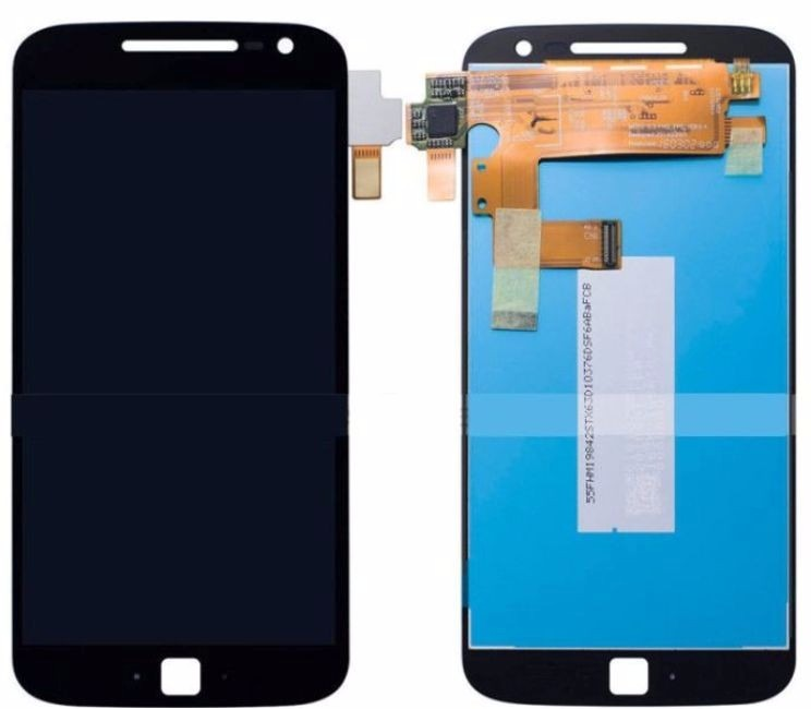 Tela Touch Display LCD Motorola Moto G4 Plus 5.5 XT1640 Original