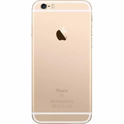 Carcaça Aro Chassi Tampa Traseira Iphone 6S Plus 5.5 Original