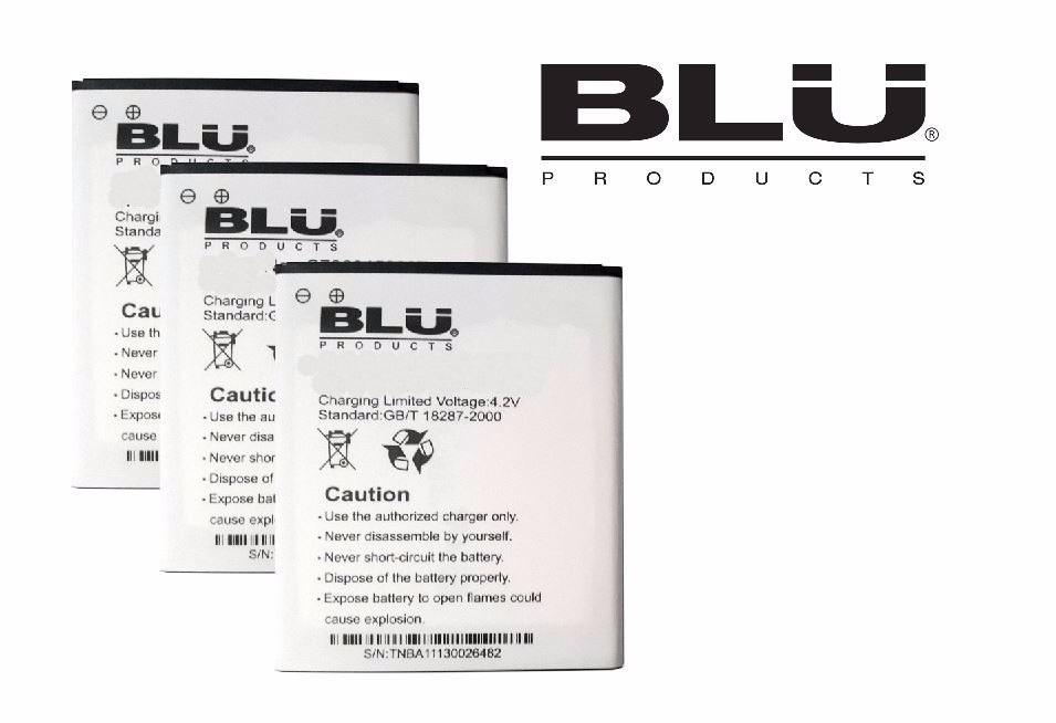 Bateria Blu Studio 5.5 D610i D610 C746440225t Original