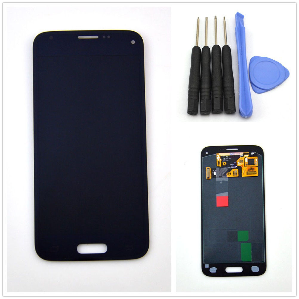 Tela Display Lcd Touch Screen Para Galaxy S5 Mini G800 G800h