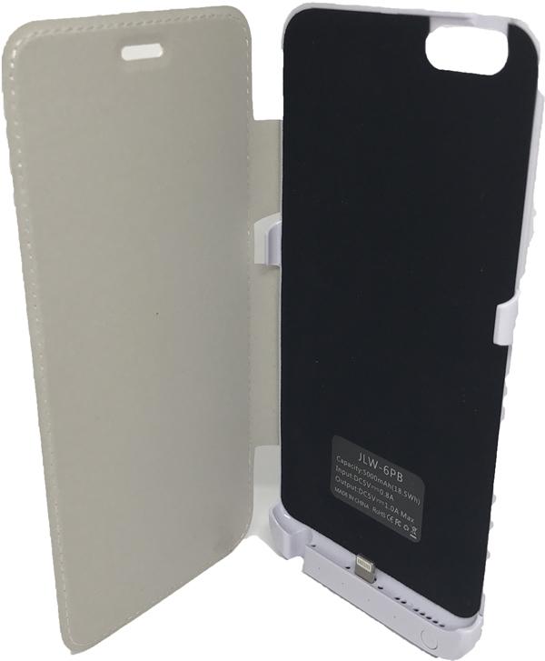 Capa Carregadora Powerbank Bateria Externa iPhone 6 Plus 5000mah
