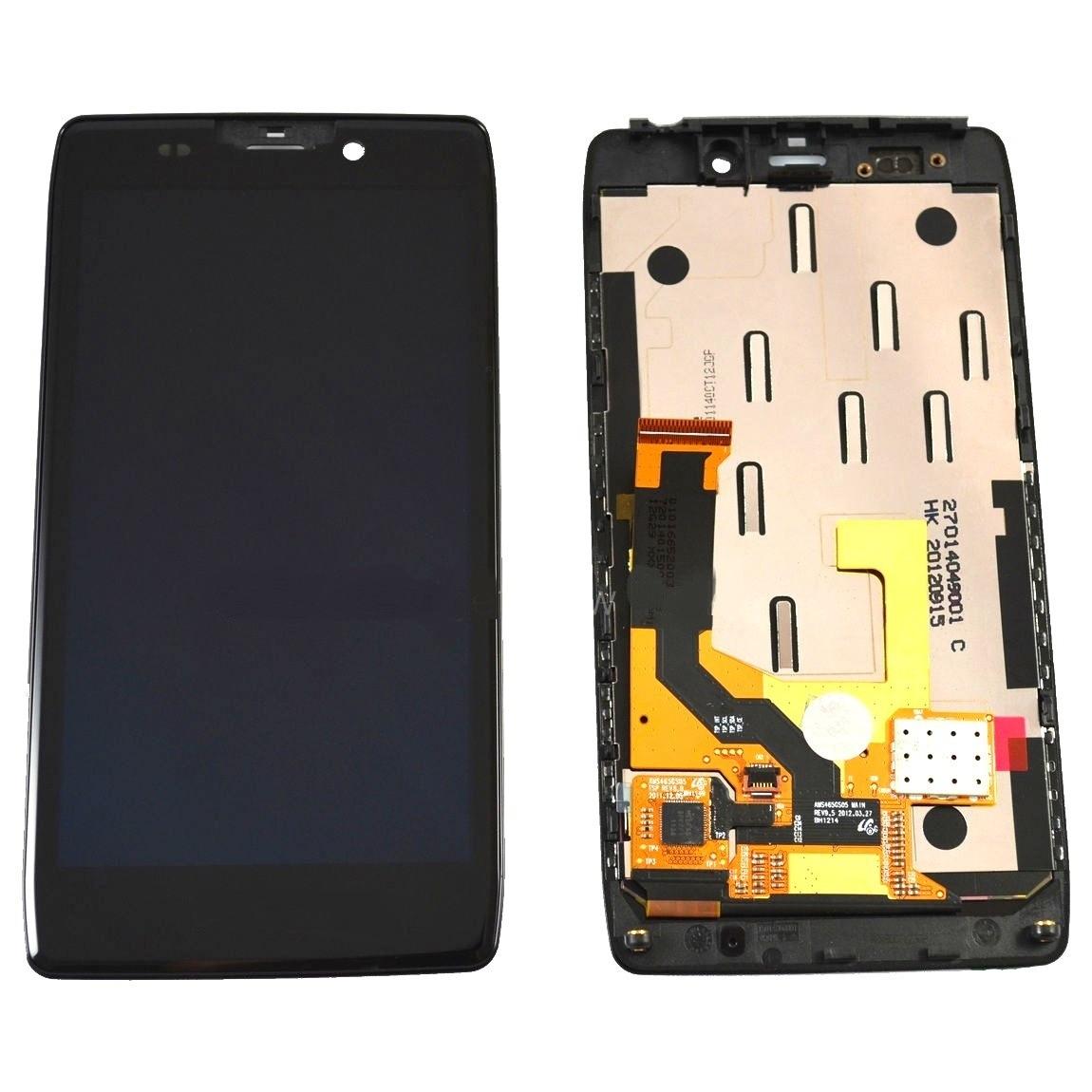Tela Touch Display Lcd Motorola Razr Hd Xt925 Original