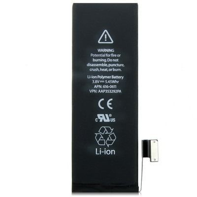 Bateria Apple iPhone 5 1440mAh Original