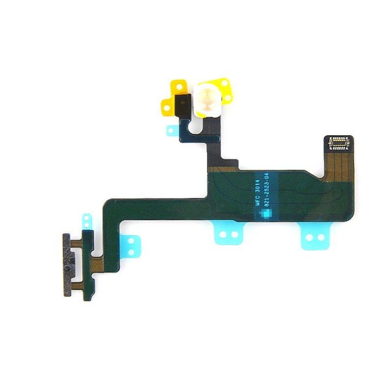 Cabo Flex Botão Power Apple iPhone 6 Original