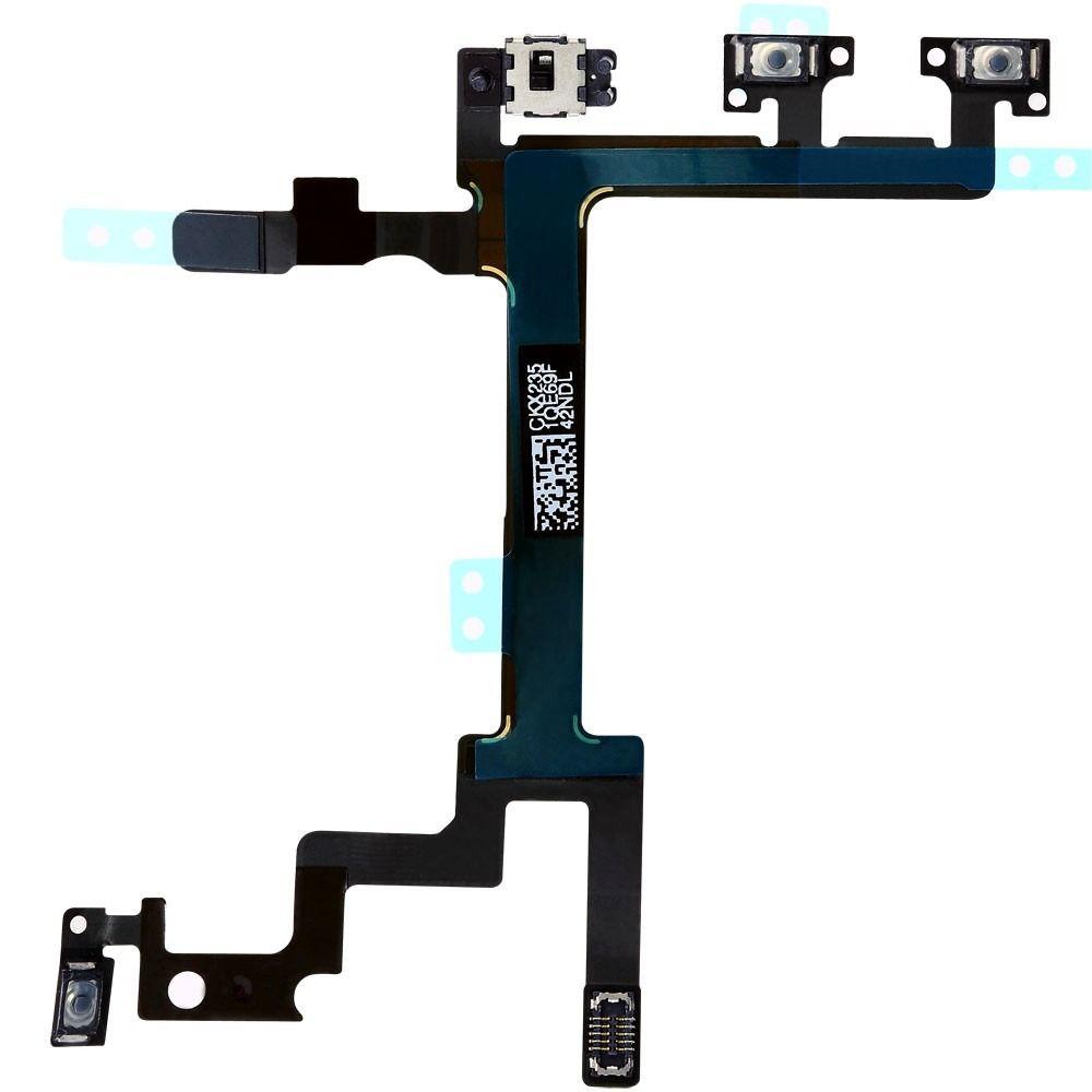 Cabo Flex Botão Power Volume Apple iPhone 5C Original