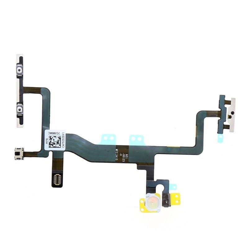 Cabo Flex Botão Power Volume Apple iPhone 6S Original