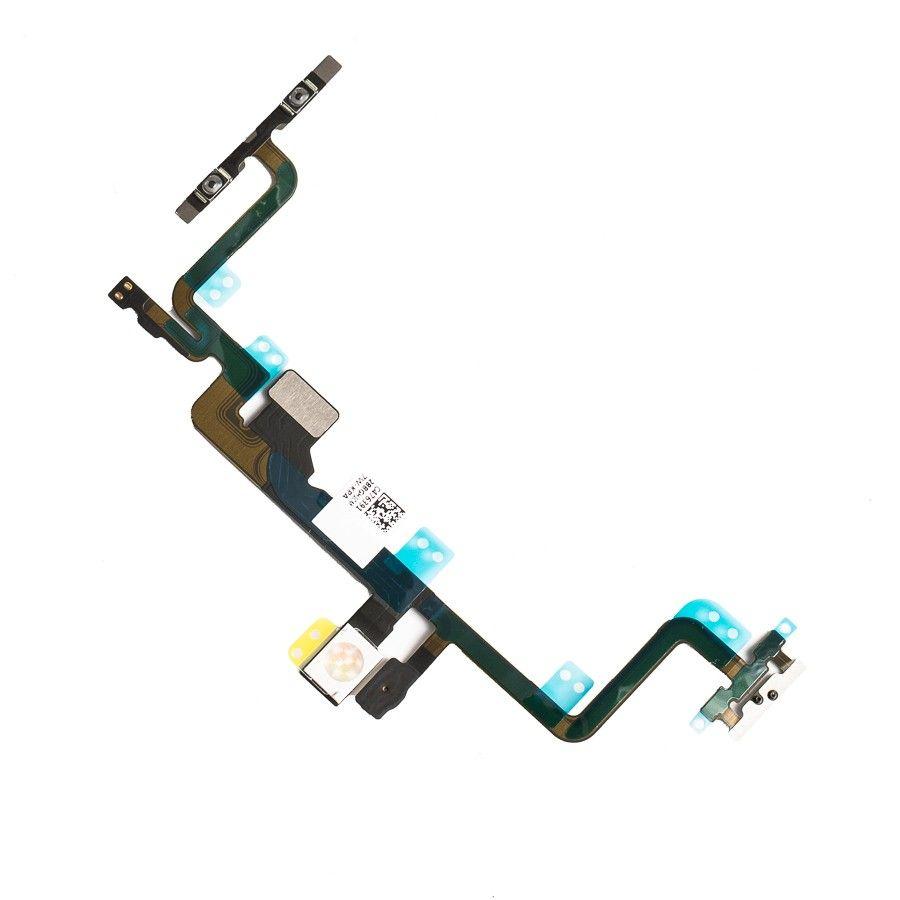 Cabo Flex Botão Power Volume Apple iPhone 7 Plus Original
