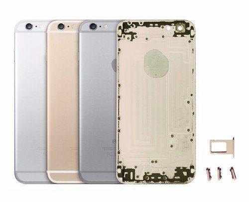Carcaça Traseira Chassi c/ Botões Apple iPhone 6 Original