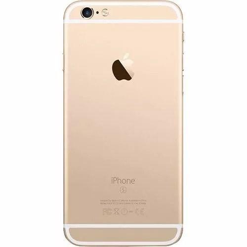 Carcaça Traseira Chassi c/ Botões Apple iPhone 6S Plus Original