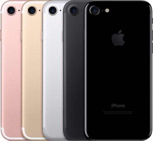 Carcaça Traseira Chassi c/ Botões Apple iPhone 7 Original