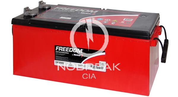 Bateria Estacionária 150 Ah Freedom DF 2500