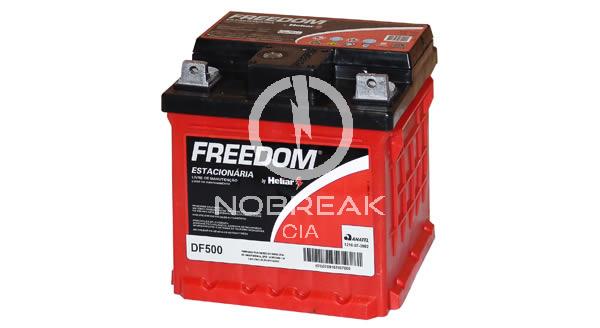 Bateria Estacionária 36 Ah Freedom DF 500