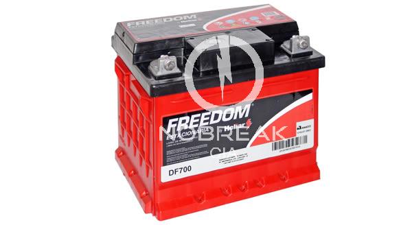 Bateria Estacionária 45 Ah Freedom DF 700