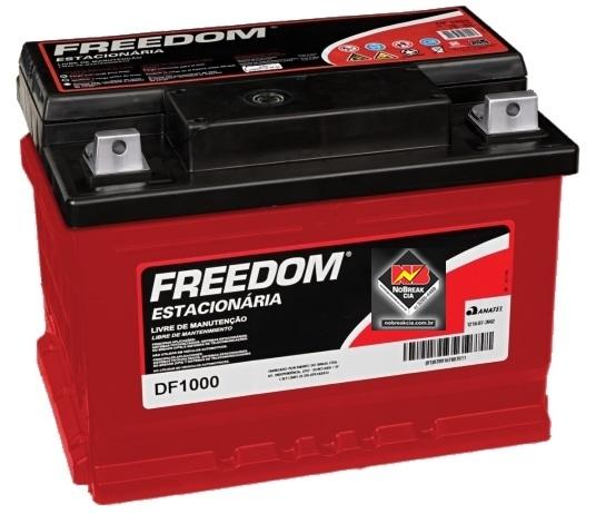 Bateria Estacionária 60 Ah Freedom DF 1000