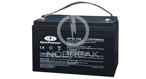 Bateria Selada VRLA 100 Ah Get Power GP 12-100