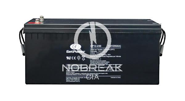 Bateria Selada VRLA 200 Ah Get Power GP12-200