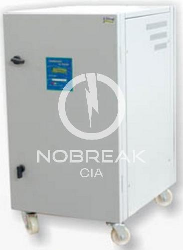 Estabilizador Grand Minds Monofásico 25,0 kVA - Isolado - Senus