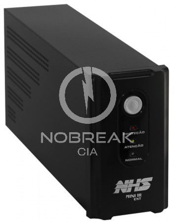 Nobreak NHS Mini EXT 1000 VA