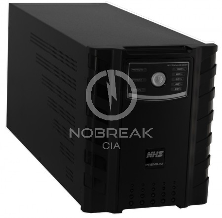 Nobreak NHS Premium PDV 1500 VA Senoidal