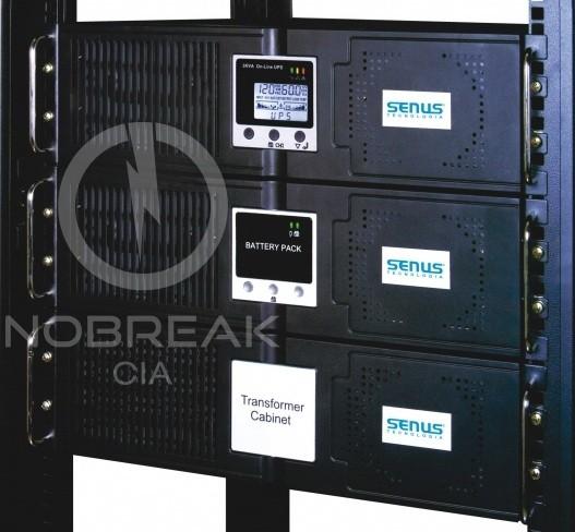 Nobreak HP930-RT 3,0 kVA Senus
