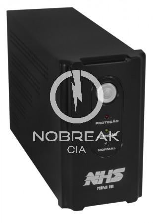 Nobreak NHS Mini Senoidal 600 VA