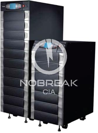 Nobreak DELTA NH Modular Potência: 120,0Kva