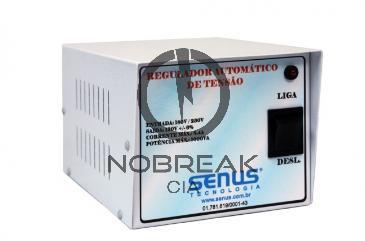 Regulador Automático de Tensão E-Plus 1,0 kVA - Senus