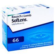 Lente de Contato SofLens 66
