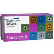 Lente de Contato SofLens StarColors II (com grau)