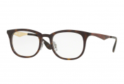 Óculos De Grau Ray Ban Clubmaster RB7112 5683 Tam.53