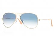 Óculos De Sol Aviador Ray Ban RB3025 001 3F Tam.58