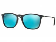 Óculos De Sol Ray Ban Chris RB4187 622/55 Tam.54