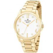 9b99254f3a8 Relógio Champion Elegance Feminino Dourado CN26242H