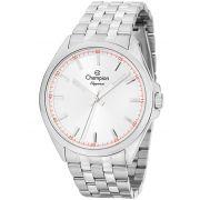 Relógio Champion Elegance Unissex Prata CN27705Q