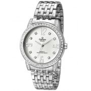 8883dc6d782 Relógio Champion Passion Feminino Prata CH25927Q