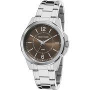 Relógio Technos Classic Steel Analógico Marrom 2035MDE/1M