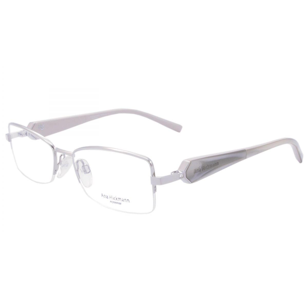 Óculos de grau ana hickmann duo fashion ah1208 03h tam.52ana ...