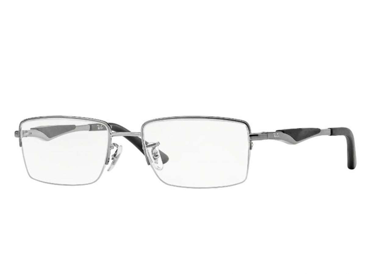 Óculos De Grau Ray Ban RB6285 2502 Tam.53Ray Ban OriginalRay Ban de  GrauCompra segura d866fa71f8