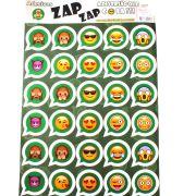 Adesivo Zap Zap - Whatsapp 30 Unidades