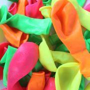 Balão Balloontech Neon Nº7 C/30Un
