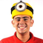 Chapéu de Espuma Minions