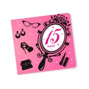 Convite 15 Anos Espelho 8Un