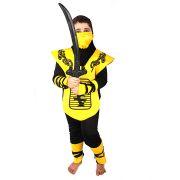 Fantasia Infantil Super Ninja