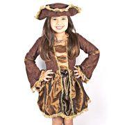 Fantasia Infantil Victorian Pirate