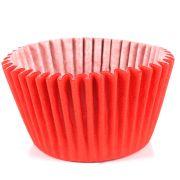 Forminha Cupcake Vermelho 45Un